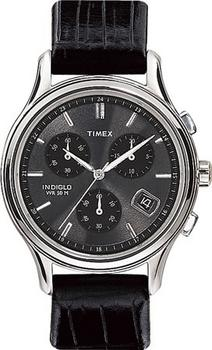 Zegarek męski Timex chronographs T29423 - duże 1