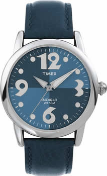 Zegarek damski Timex classic T2B091 - duże 1