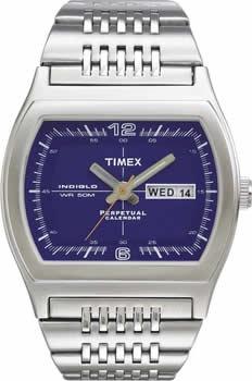 Zegarek męski Timex wieczny kalendarz T2B961 - duże 1