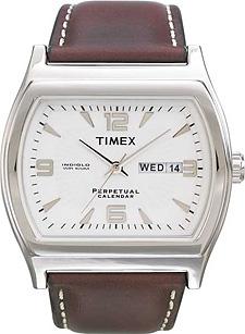 Zegarek męski Timex wieczny kalendarz T2D481 - duże 1