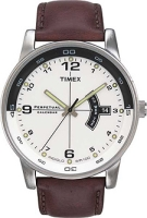 Zegarek męski Timex wieczny kalendarz T2D491 - duże 1