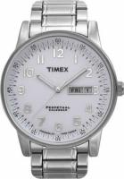 Zegarek męski Timex wieczny kalendarz T2D531 - duże 2