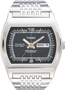 Zegarek męski Timex wieczny kalendarz T2D541 - duże 1