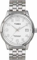 Zegarek męski Timex wieczny kalendarz T2D621 - duże 1