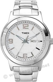 Zegarek męski Timex classic T2E511 - duże 1