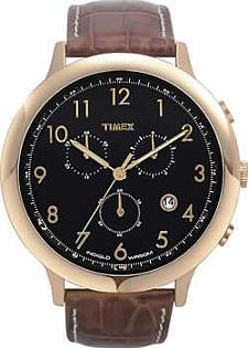 Zegarek Timex T2F581 - duże 1