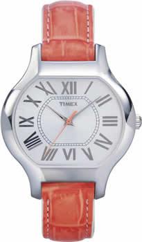 Zegarek damski Timex classic T2F661 - duże 1