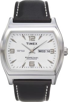 Zegarek męski Timex perpetual calendar T2J151 - duże 1
