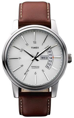 Zegarek męski Timex perpetual calendar T2K621 - duże 1