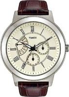 Zegarek męski Timex retrograde T2M422 - duże 1