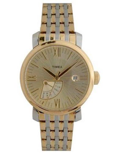 Zegarek damski Timex classic T2M427 - duże 1