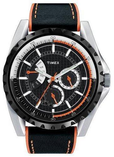 Zegarek męski Timex retrograde T2M428 - duże 1