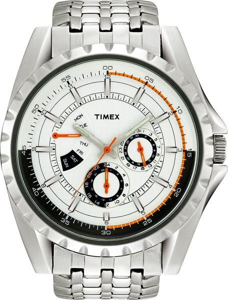 Zegarek męski Timex retrograde T2M431 - duże 1
