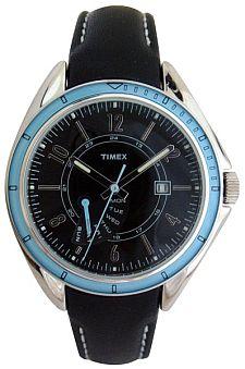 Zegarek damski Timex retrograde T2M433 - duże 1