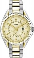 Zegarek damski Timex retrograde T2M435 - duże 1
