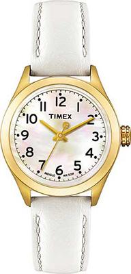 Zegarek damski Timex classic T2M446 - duże 1