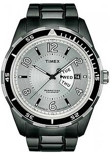 Zegarek męski Timex perpetual calendar T2M505 - duże 1