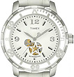 Zegarek damski Timex automatic T2M510 - duże 2