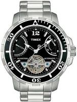 Zegarek męski Timex automatic T2M518 - duże 1