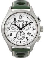 Zegarek męski Timex chronographs T2M554 - duże 1