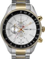 Zegarek męski Timex chronographs T2N155 - duże 1