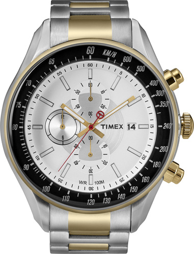 Zegarek Timex T2N155 - duże 1