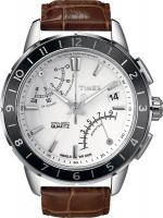 Zegarek męski Timex intelligent quartz T2N496 - duże 1