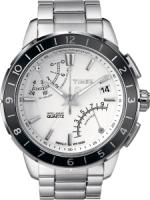 Zegarek męski Timex intelligent quartz T2N499 - duże 1