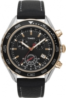 Zegarek męski Timex chronographs T2N591 - duże 1