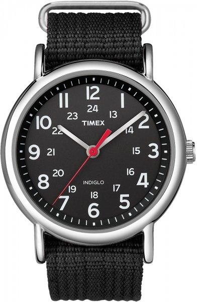 Zegarek męski Timex weekender T2N647 - duże 1