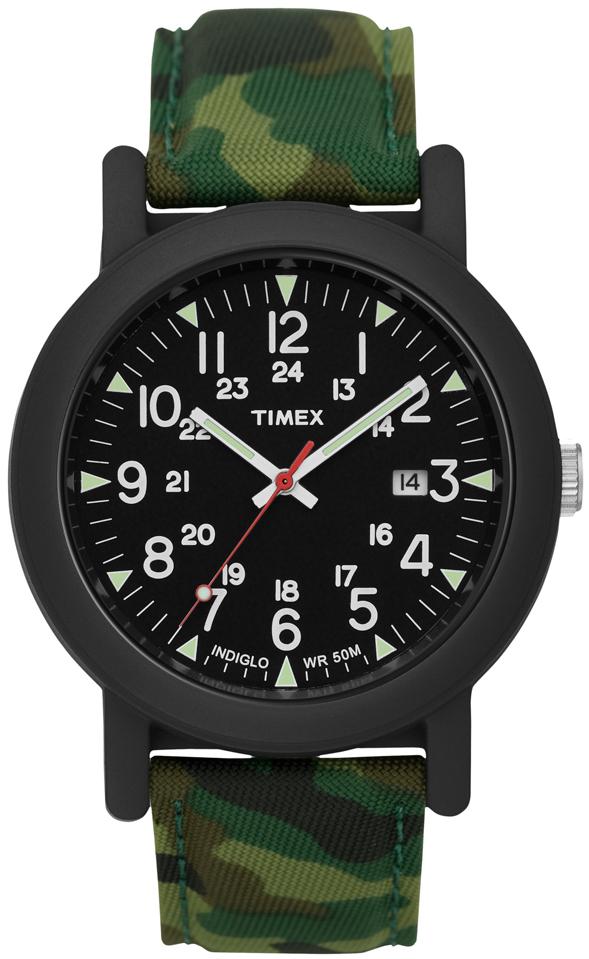 Zegarek Timex T2N675 - duże 1