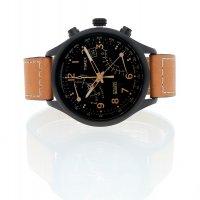 Zegarek męski Timex intelligent quartz T2N700 - duże 2