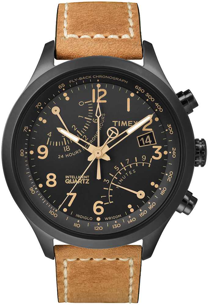 Timex T2N700 Intelligent Quartz Intelligent Quartz Fly-Back Chronograph