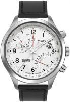 Zegarek męski Timex intelligent quartz T2N701 - duże 1