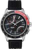 Zegarek męski Timex intelligent quartz T2N705 - duże 1