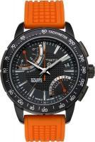 Zegarek męski Timex intelligent quartz T2N707 - duże 1