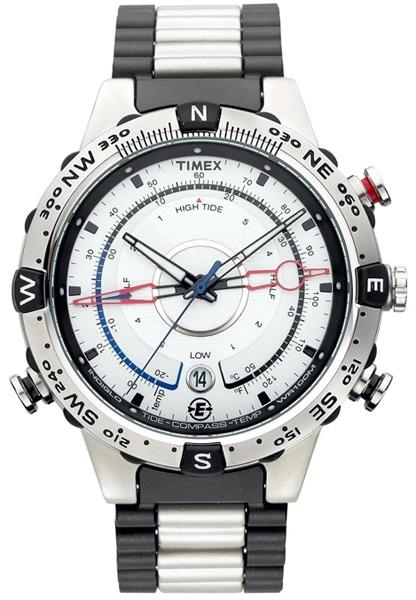 Zegarek męski Timex intelligent quartz T2N722 - duże 1
