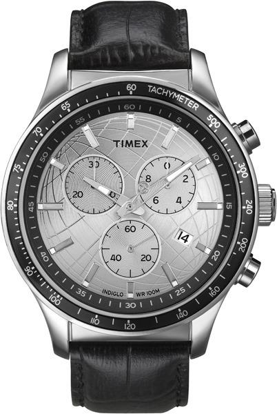 Timex T2N820 Chronographs