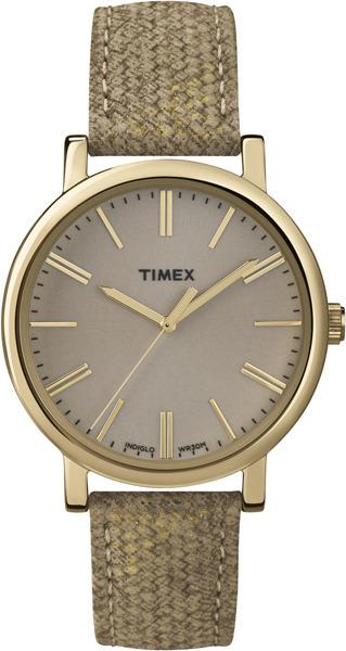 Zegarek damski Timex originals T2P173 - duże 1