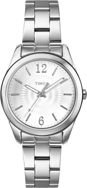 Zegarek damski Timex classic T2P185 - duże 1