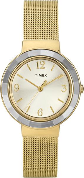 Zegarek damski Timex fashion T2P197 - duże 1