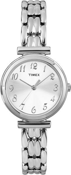 Zegarek damski Timex klasyczne T2P200 - duże 1