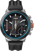 Zegarek męski Timex intelligent quartz T2P274 - duże 1