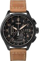 Zegarek męski Timex intelligent quartz T2P277 - duże 1