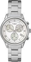 Zegarek damski Timex chronographs T2P410 - duże 1