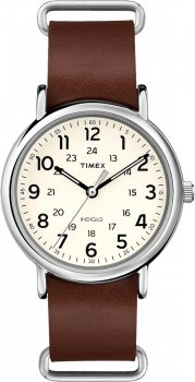 zegarek Weekender™ Leather Oversized Timex T2P495