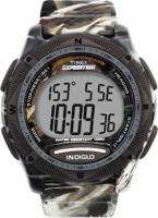 Zegarek męski Timex digital compas T40481 - duże 2