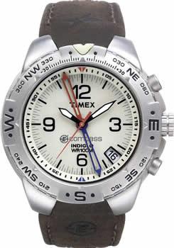 Zegarek męski Timex digital compas T40721 - duże 1