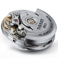 Zegarek damski Tissot le locle T41.1.183.35 - duże 2