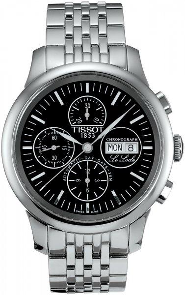 Zegarek Tissot T41.1.387.51 - duże 1